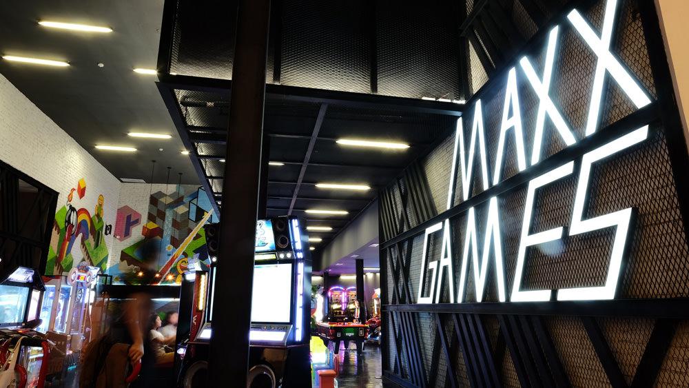 Cinemaxx gamezone
