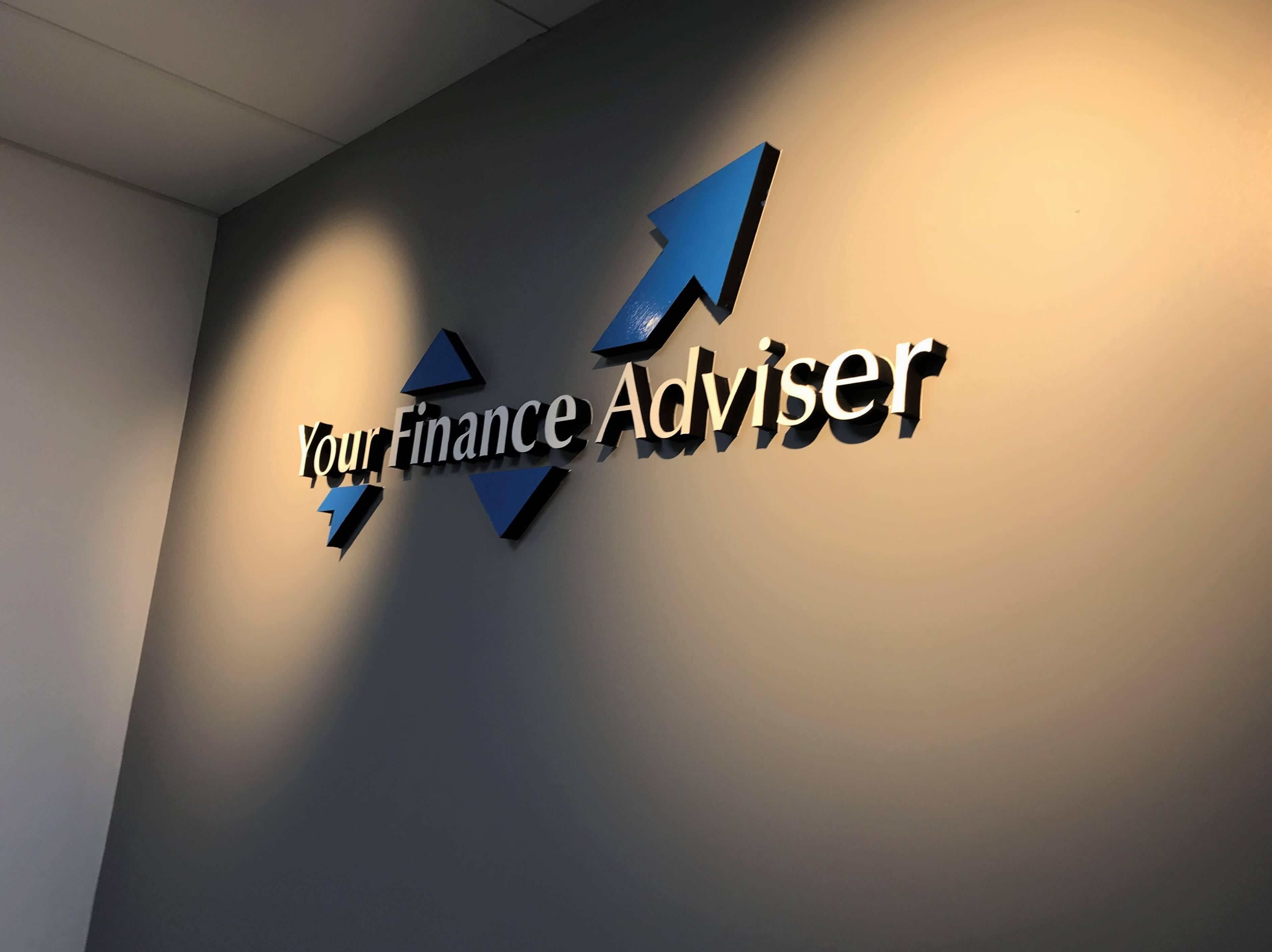 My finance adviser